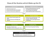 Flow of the Studies which Make up the FS