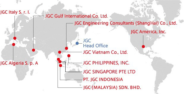 Procurement   EPC Business   JGC CORPORATION
