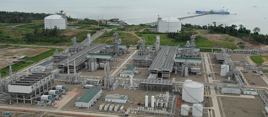 LNG | Oil&Gas | JGC CORPORATION