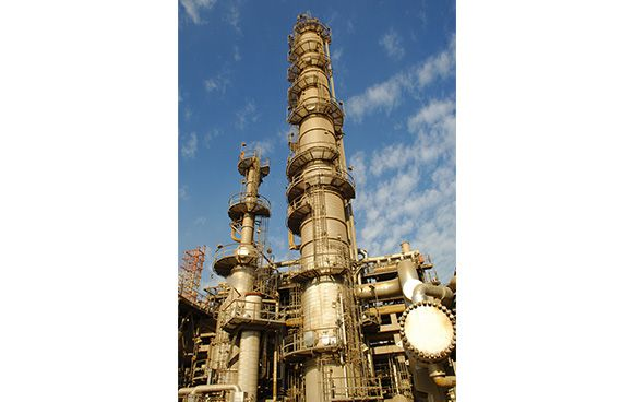 Ethylene Plant | Projects | JGC CORPORATION