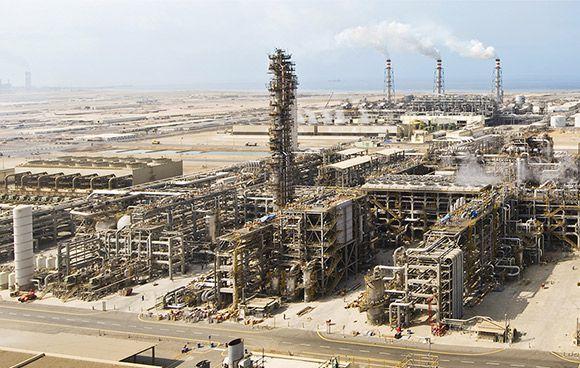 Refining/Petrochemical Complex | Projects | JGC CORPORATION
