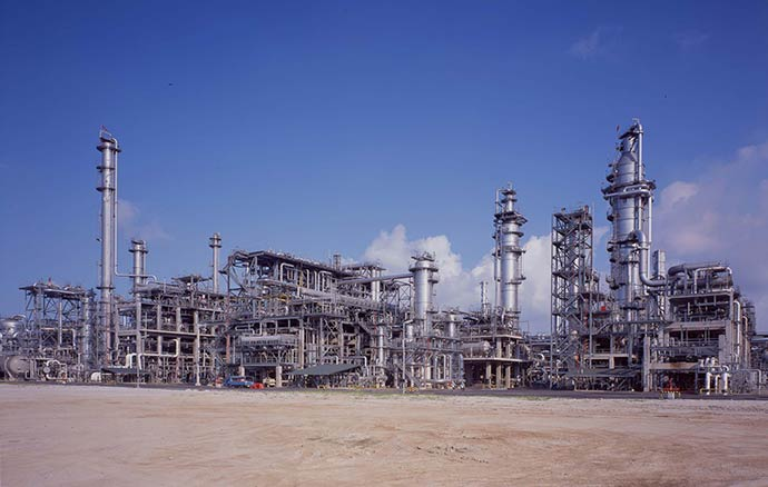Petrochemical Plant | Projects | JGC CORPORATION