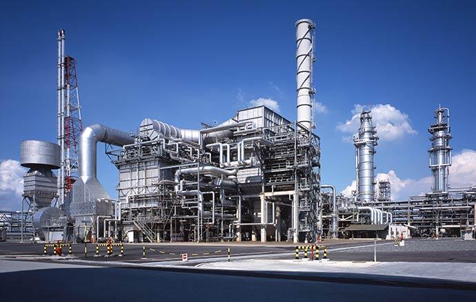 Petrochemical Plant | Projects | JGC CORPORATION
