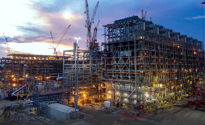 LNG Plant   Projects   JGC CORPORATION