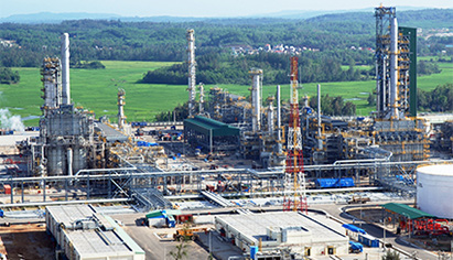 Petroleum Refining | Oil&Gas | JGC CORPORATION
