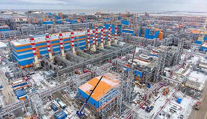 LNG Plant | Projects | JGC CORPORATION