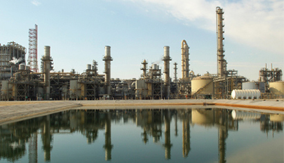Gas Processing Plant | Projects | JGC CORPORATION