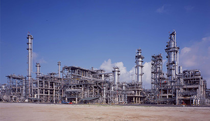 Refining/Petrochemical Complex | Projects | JGC CORPORATION