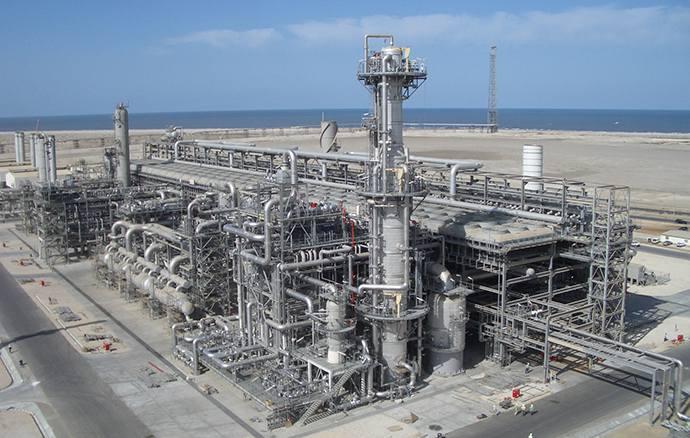 日揮ホールディングス株式会社LNGプラント